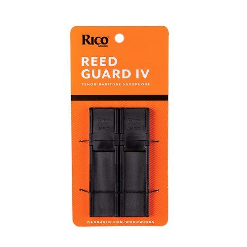 DAddario Reed Guard IV tenorszaxofon baritonszaxofon nádtartó fekete