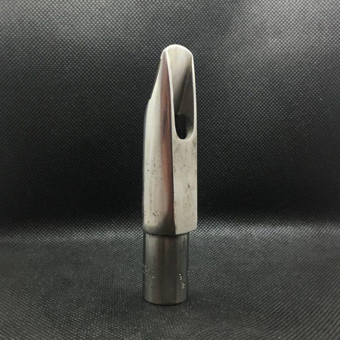 Berg Larsen tenorszaxofon fúvóka 90/2 fém használt