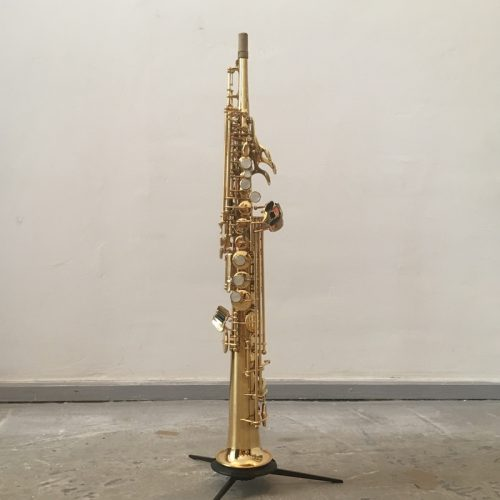 Jupiter JPS-749-547 szopránszaxofon használt