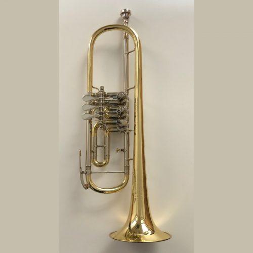 VMI Manufaktur Model 5/2 B-trombita használt