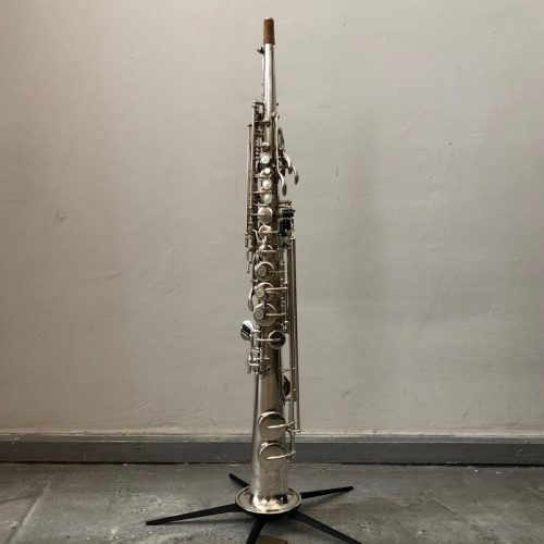 Buescher True Tone szopránszaxofon használt